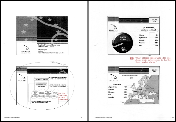 pages from the Frontex presentation 1