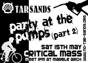 Critical Mass 15th May