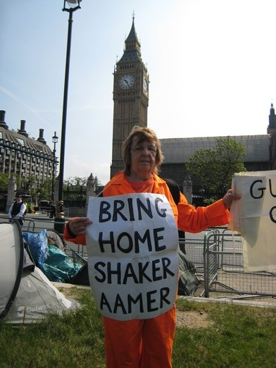 Bring Shaker Aamer home from Guantanamo
