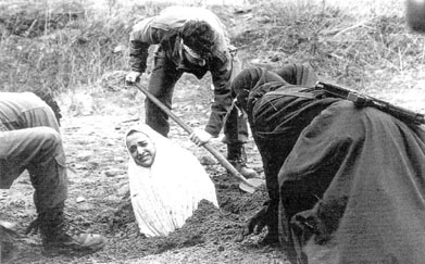Stop stoning woman in Iran