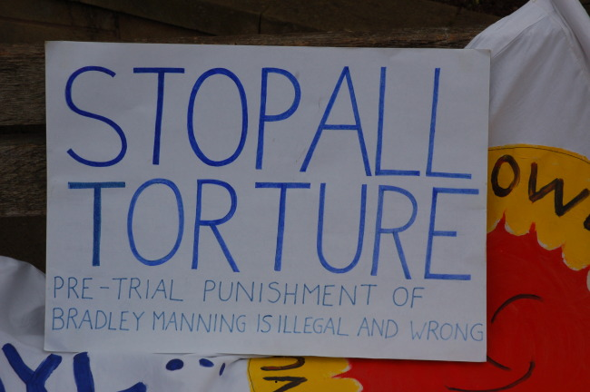 stop all torture