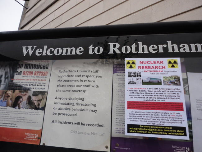 Welcome to Nukiller Rotherham