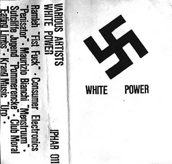 Who Makes The Nazis James Cavanagh Death In June Coming To Electrowerkz