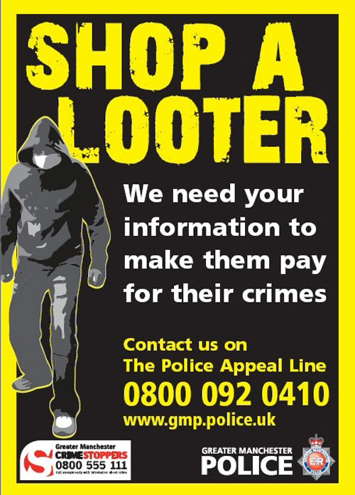 'shop a looter'