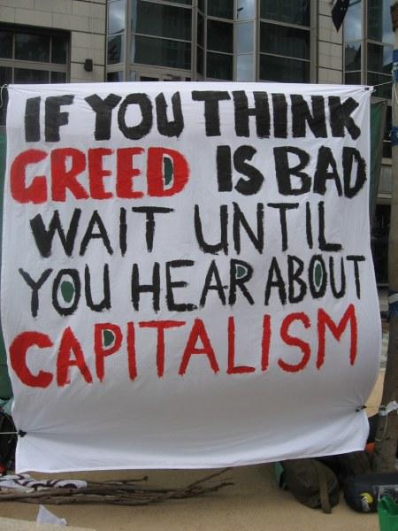 Criticism of capitalism