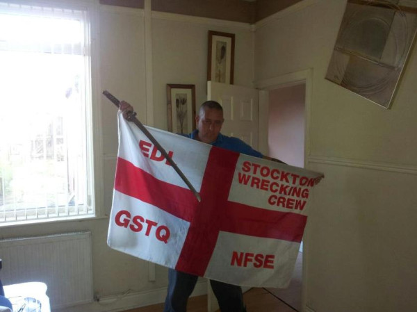 EDL getting ready to return to Walthamstow