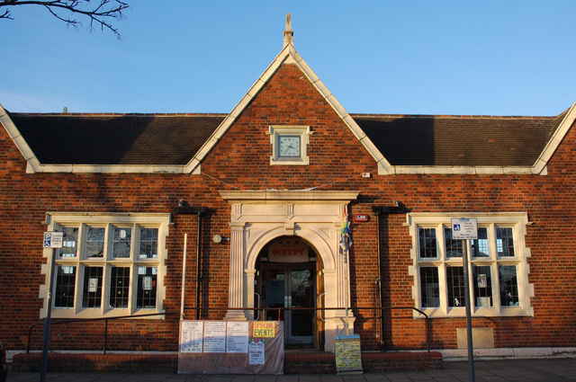 Friern Barnet People's Library