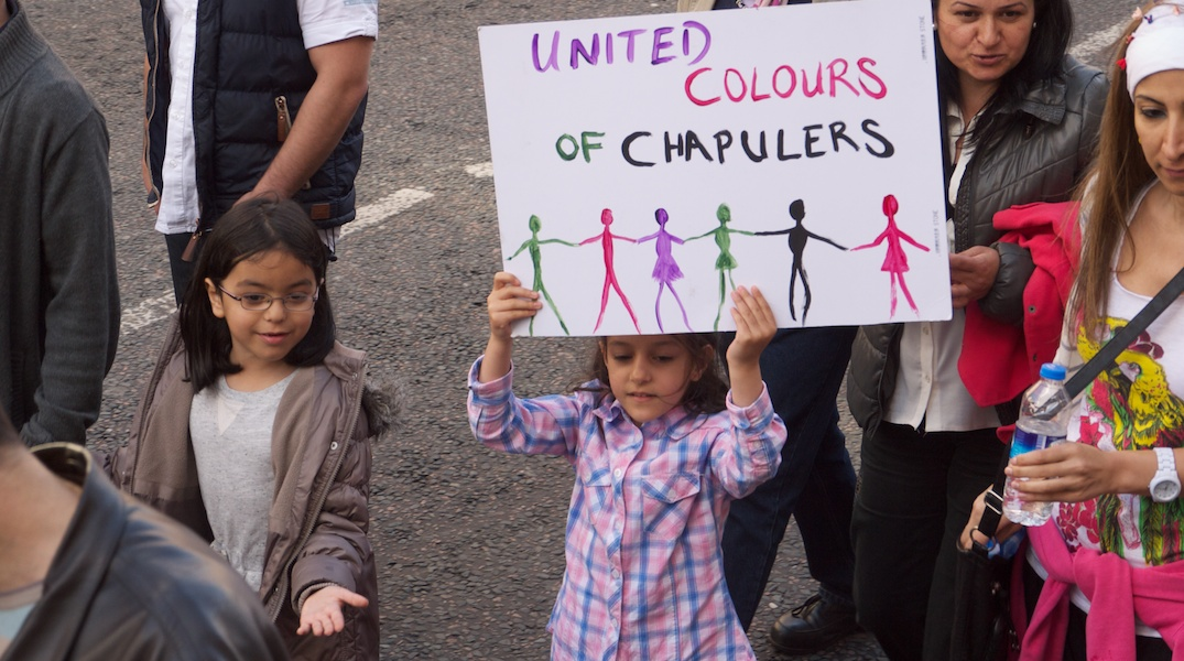 United Colours of Chapulers