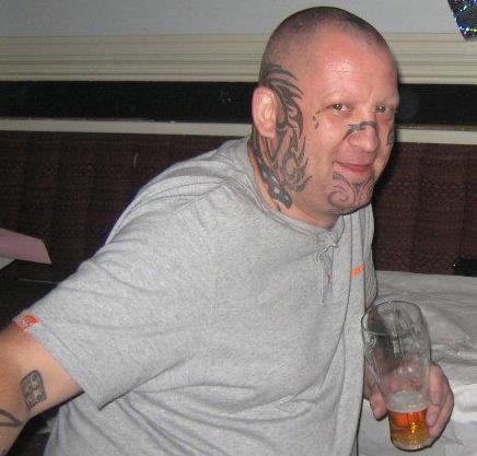 White Power Tattoos Neil 'dagga'