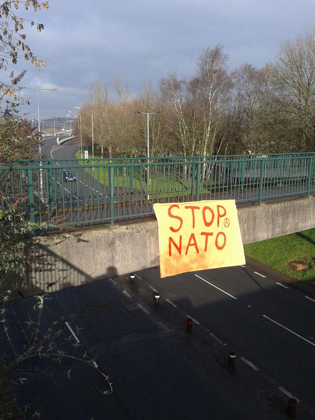 STOP NATO (A)