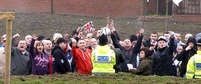 EDL faces