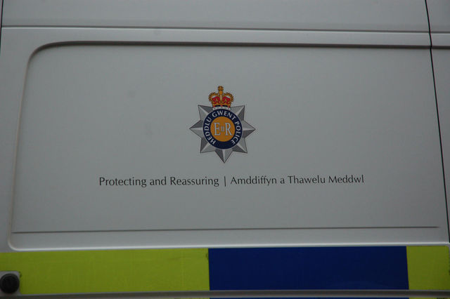 Gwent Police: protecting and reassuring the rich and powerful