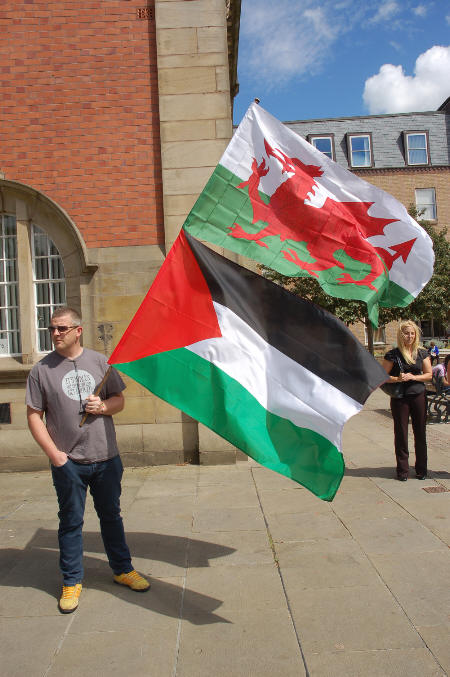 Wales for Palestine
