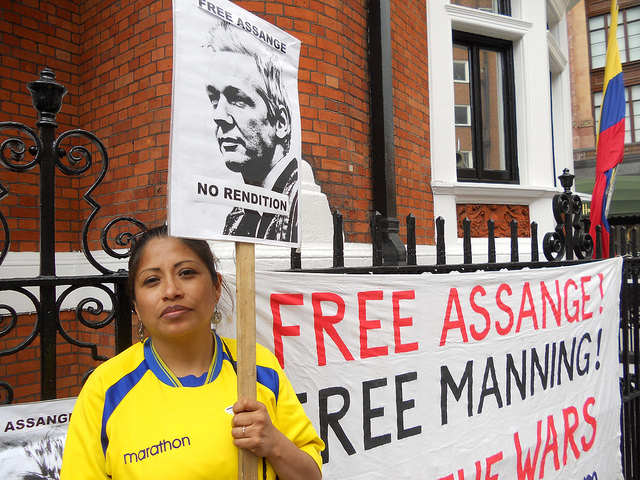 Solidarity with Assange