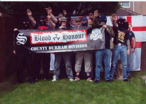 Blood and Honour 28 County Durham Division