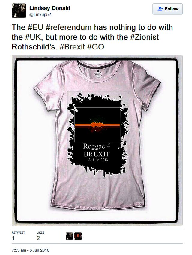 Yet More #Brexit anti-Semitism